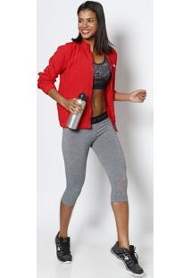 Jaqueta Casual Fps 50+® - Vermelhafila