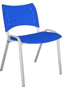 Cadeira De Escritório Interlocutor Stillus Azul