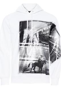Blusa Masculina Andy Warhol Rodeo - Preto