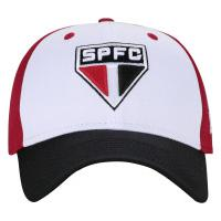Boné Aba Curva Do São Paulo New Era 940 Hp - Snapback - Adulto - Branco 582d7ec3cac4a