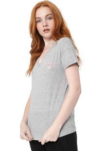 Camiseta Calvin Klein Underwear Visco Modern Cinza - Kanui