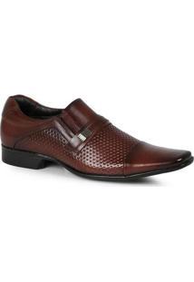 Sapato Social Masculino Rafarillo Texturizado Marr
