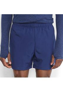 "Short Nike Dri-Fit Challenger 5"" Masculina - Masculino-Azul"