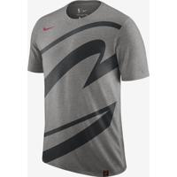 Camiseta Nike Cleveland Cavaliers Logo Masculina e112be5746f93