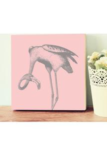 Quadro - Rose Flamingo