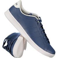 ad1ea6cf6 Fut Fanatics. Tênis Adidas Advantage Clean Qt Feminino Azul E Branco