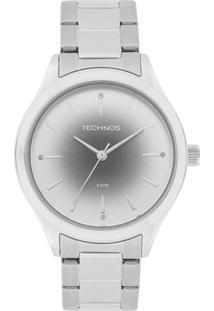 Relógio Technos Feminino Trend Analógico 2035Mex/1K - Prata