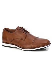 Sapato Social Masculino Loafer Castor