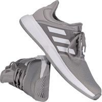 a5a514d90 Fut Fanatics. Tênis Adidas Gamecourt Feminino Cinza