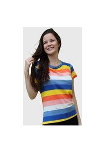 Camiseta Arco Iris D Bell