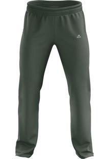 Calça Esportiva De Tactel Ct-100 - Masculino - Muvin - Cbl-15100 Cinza