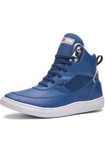 Tênis Sneaker Rockfit Lennon Azul