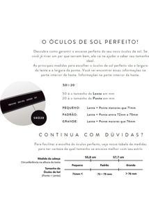 Óculos De Sol Persol Po9649S Preto