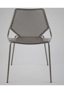 Cadeira Jockey Estrutura Em Aço Design Exclusivo By Studio Artesian
