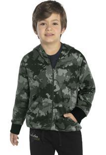 Jaqueta Infantil Masculina Rovitex Kids Verde