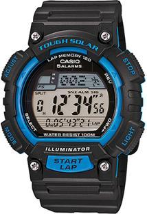 Relógio Casio Digital Stl-S100H - Unissex