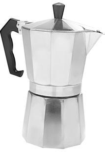 Cafeteira Alumínio Para 6 Cafezinhos