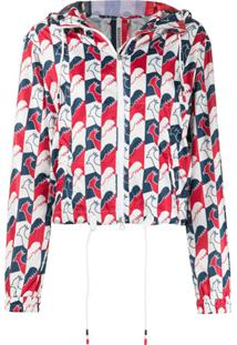 Rossignol Signature Rooster Print Jacket - Azul