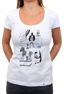 Família - Camiseta Clássica Feminina