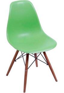 Cadeira Eames I Verde